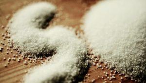 Calciumchlorid: Verwendung, Struktur und Formel
