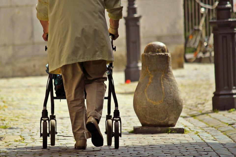 Europas Bevölkerung wird immer älter