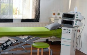 Therapeutischer Ultraschall in der Physiotherapie