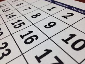 Business Grundlagen: Das Kalenderjahr