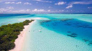 Was zieht Touristen auf die Malediven?